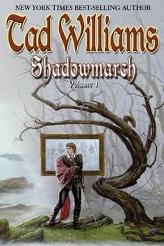 Shadowmarch by Tad Williams: With the fate of humanity hanging in the balance, twins Barrick and Briony must save Southmarch Castle and the surrounding lands from their inhuman enemies. The turbulently conflicted land of humans, elves, and dwarves in the first book of this intriguing saga should appeal to fans of Middle Earth and its peoples. Williams' writing is exciting, intricate, and insightful.