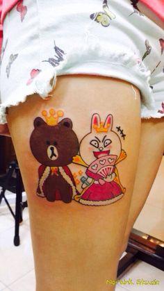Location :  Khaosan rd., Bangkok Thailand. https://www.facebook.com/norainkstudio Contact : norainkstudio@gmail.com   - Artist : Aod -