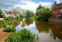 Vilarejos Ingleses Que Valem a Visita Flatford, Suffolk