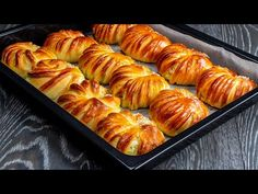 Pastry And Bakery, Croissant, Baking Soda, Deserts, Ice Cream, Bread, Ethnic Recipes, Youtube, Pastries