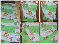 Ovis zsák / Nursery-school bag