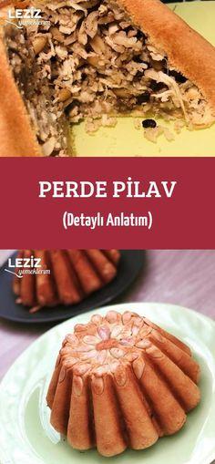 Perde Pilav (Detaylı Anlatım)