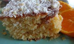 Το νοστιμότερο κέικ χωρίς αυγά & βούτυρο Εύκολο, ελαφρύ και νηστίσιμο. Υλικά συνταγής, 1 φλ. ζάχαρη, 3/4 φλ. καλαμποκέλαιο...