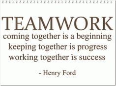 Working Together Quotes Prepossessing A Team Is Not A Group Of People Who Work Togethera Team Is A Group