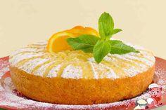 Апельсиновый пирог в духовке простой рецепт | Вкусно готовим дома