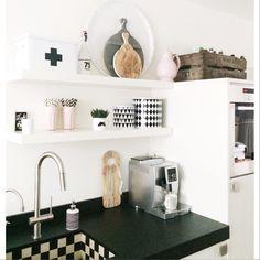 GLITTRAN Mischbatterie/Küche, schwarz   Kitchen faucets, Faucet ...