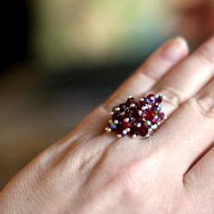 Project: Holiday Fireworks Ring