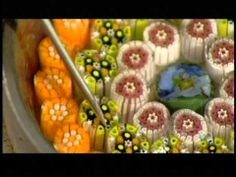 How Its Made - Millefiori Glass Paperweights