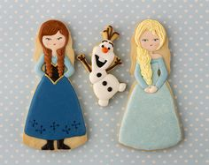 Postreadicción galletas decoradas, cupcakes y pops: Galletas decoradas de Los Simpson