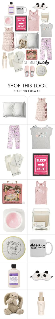 """Sweet dreams are made of this"" by christawallace ❤ liked on Polyvore featuring Thomaspaul, Skylar Luna, J.Crew, Americanflat, Olympia Le-Tan, Erno Laszlo, Lollia, Pijama, Bloomingville and Not Soap, Radio"