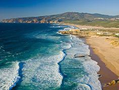 7 Maravilhas Praias de Portugal - Guincho Cascais