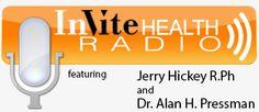 Listen to InVite radio online here: http://www.invitehealth.com/Radio-Shows-and-Studies.html