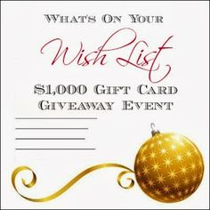 Enter and win $1000 worth of Gift Card or Paypal Cash in Holiday International Giveaway.