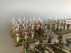 AB 15/18mm figures. Saxon Napoleonic army 1812-13. Empire, Gaming, Miniatures, Military, War, Videogames, Game, Minis, Military Man