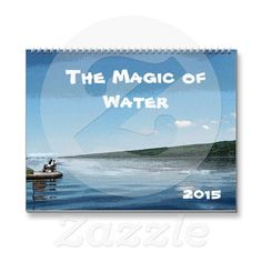 Magic of Water 2015 Calendar