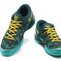 Nike KOBE VIII Basketball Shoes, became in 2014 the world's best-selling basketball shoes. Nike KOBE VIII design more sophisticated than ever, and very stylish, this is the biggest reason for selling it. And now Halloween and Christmas is coming, buy gifts has become everyone's important things. ...
