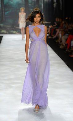 Lavender Herb dress #slay