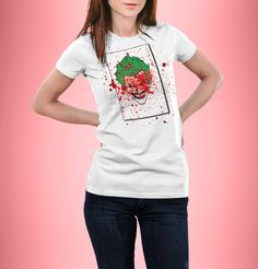 Jon Snow Lives - Kit Harrington - Game of Thrones - Women's Fitted - T Shirt T1 Bus, Volkswagen Bus, Joker Card, Joker Joker, Cars Vintage, Doctor Who T Shirts, Kit Harrington, Sugar Skull Tattoos, Workout Shirts