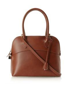 51% OFF Merci Marie Women's Raffaela Tote Bag, Tobacco