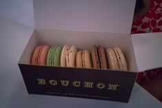 Who loves great French food and Macaroons? Check out what we thought of Thomas Keller's famous Bouchon in Napa.