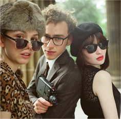 God Help The Girl : Photo promotionnelle Emily Browning, Hannah Murray, Olly Alexander