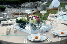 FREDERICK LOEWE ESTATE EVENTS | tablescape inspiration by: http://www.madisonworkshopwest.com