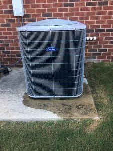 Hvac Tips Why Is There Water Around My Air Conditioner S Outside