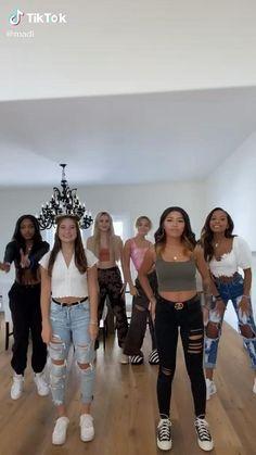 Dance Music Videos, Dance Choreography Videos, Funny Short Videos, Funny Video Memes, Funny Jokes, Tik Tok Music, Anne With An E, Charlie Video, Cute White Boys