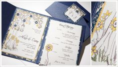 Signature | Momental Designs – Unique Handmade Wedding Invitations, Custom Invitations by Artist, Kristy Rice