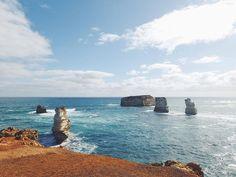 Great ocean road. #australia #downunder #greatoceanroad by lisasandstrom