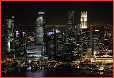 Vinyl cloth wall party Backgrounds High quality Spray Painted Night Sky Super New York City Skyline Wall photo backdrop Best Places In Singapore, Holiday In Singapore, Singapore City, Singapore Travel, Singapore Holidays, Scenery Photography, Background For Photography, Urban Photography, Landscape Photography