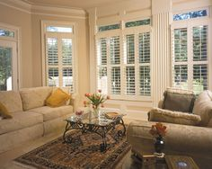 Types And Functions Of Plantation Shutters