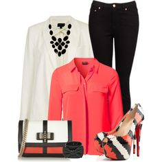Untitled #1708, created by danahz on Polyvore