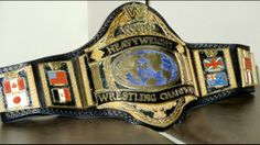 Chart the evolution of the WWE Championship in this photo gallery of the title's many variations. Japan Pro Wrestling, Wrestling Wwe, Wwe Accessories, Wwe Championship Belts, Wwe Belts, Paige Wwe, Wrestling Superstars, Wwe Tna, Hulk Hogan
