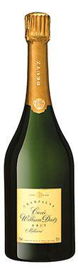 Champagne Cuvee William Deutz 2002