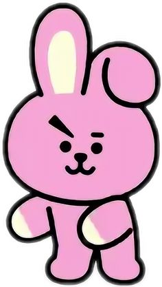 Cooky bt21 - Sticker by AESTHETIC Bts Cute, Jungkook Cute, Kpop Drawings, Bts Aesthetic Pictures, Line Friends, Bullet Journal Ideas Pages, Bts Chibi, Bts Fans, Aesthetic Stickers