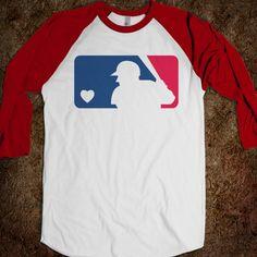 MLB Baseball Tee. i want i want i want. Birds