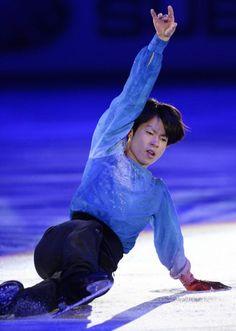写真特集:町田と宮原情感豊かな舞! フィギュアロシア杯エキシビション