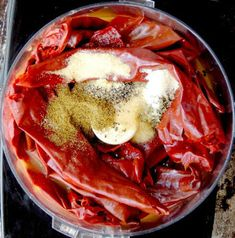Authentic Homemade Red Chile Enchilada Sauce Recipe - This red chile enchilada sauce gets it's flavor from dried New Mexico chiles, and is the best enchilada sauce this side of Mexico! #mexican #enchilada #sauce #authentic #easy #recipe   bobbiskozykitchen.com Authentic Enchilada Sauce, Best Enchilada Sauce, Recipes With Enchilada Sauce, Sauce Recipes, Cooking Recipes, Chilli Recipes, Yummy Recipes, Chicken Recipes, Best Enchiladas