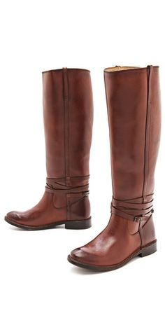 Frye Shirley Tall Riding Boots | SHOPBOP | Use Code: EXTRA25 for 25% Off Sale Items