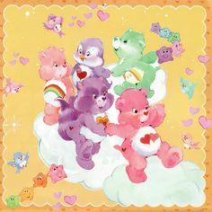 Care-Bears-Forever on DeviantArt Care Bears, Vintage Cartoon, Cartoon Cartoon, Cartoon Characters, Wallpaper Aesthetic, Rainbow Brite, Vintage Artwork, Retro Aesthetic, 90s Kids