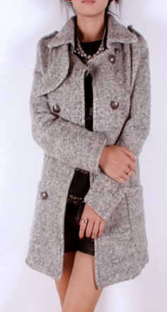 Trench Coat   dresslily.com