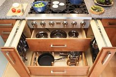 Kitchen Storage Furniture Ideas