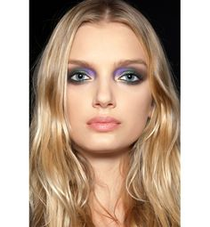 The hottest hair and makeup of fall 2012 - Butterfly Effect 1 | Gallery | Glo