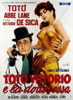 Toto Vittorio by Illegible Best Horror Movies, Great Movies, Vintage Movies, Vintage Posters, Cinema Times, Cinema Posters, Movie Posters, Italian Posters, Beautiful Girl Body