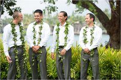 Kona, Hawaii Destination Wedding by Brett Hickman Photographers