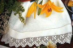 crochet em revista: Pontas e pontinhas