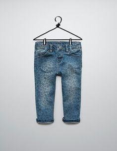Jeans - Baby girl (3-36 months) - Kids - ZARA United States