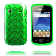 Amazona (Grøn) Samsung Galaxy Gio Cover