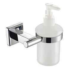 Angle Simple GB7811 Wall Mounted Soap Dispenser, Chrome Angle Simple http://www.amazon.com/dp/B00KZNMH8K/ref=cm_sw_r_pi_dp_oImOvb18GV1KV